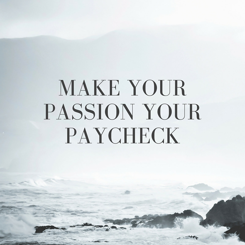 passion paycheck