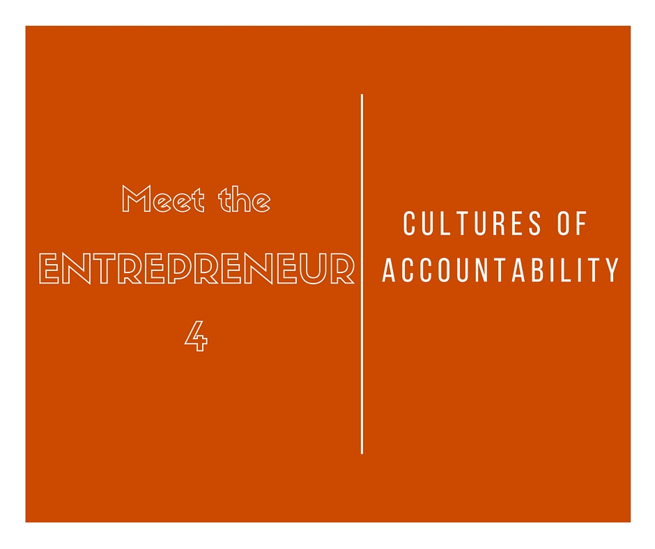 Cultures of accountability in the workplace