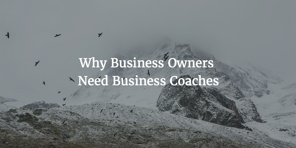 Why Business Owners Need Business Coaches